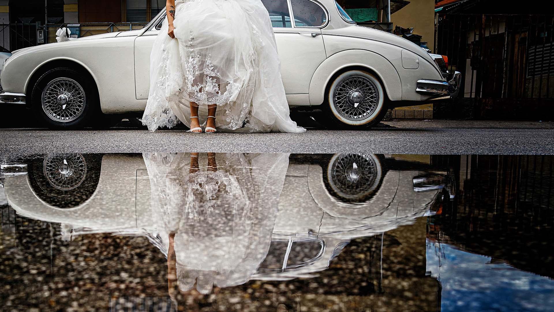 Matrimonio con la pioggia: cosa fare per non rovinare il tuo giorno speciale