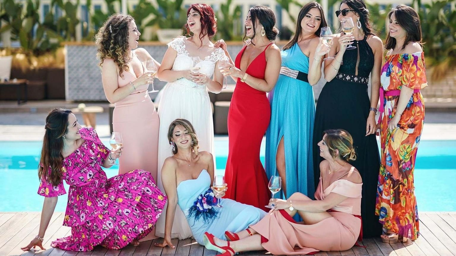 WedShoots: 5 idee top per le foto degli invitati al matrimonio