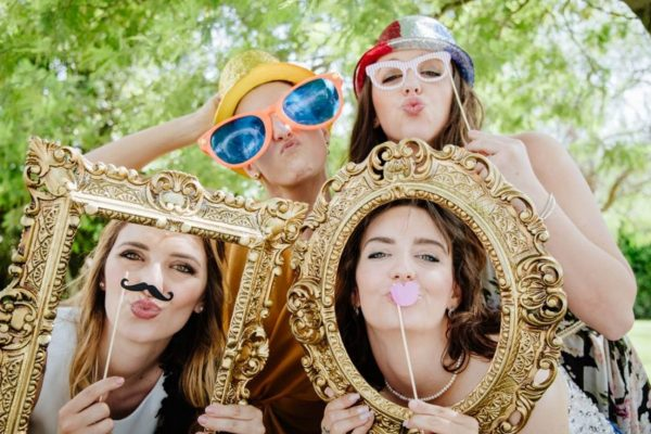 Photo Booth: idee simpatiche per un matrimonio