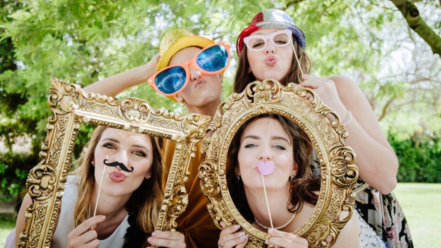 Photo Booth: idee simpatiche per un matrimonio